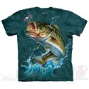 Koszulka T-shirt Bass