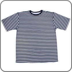 Koszulka żeglarska w paski