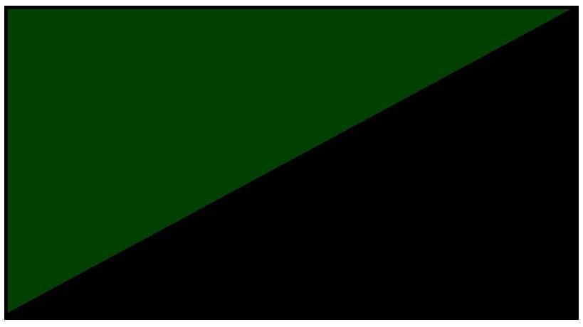 Ciemnozielono-czarny