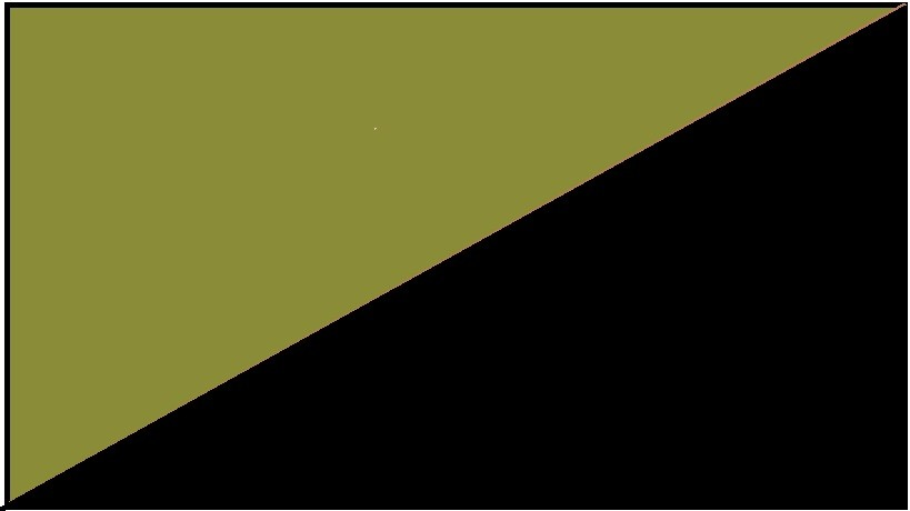 Oliwkowo-czarny