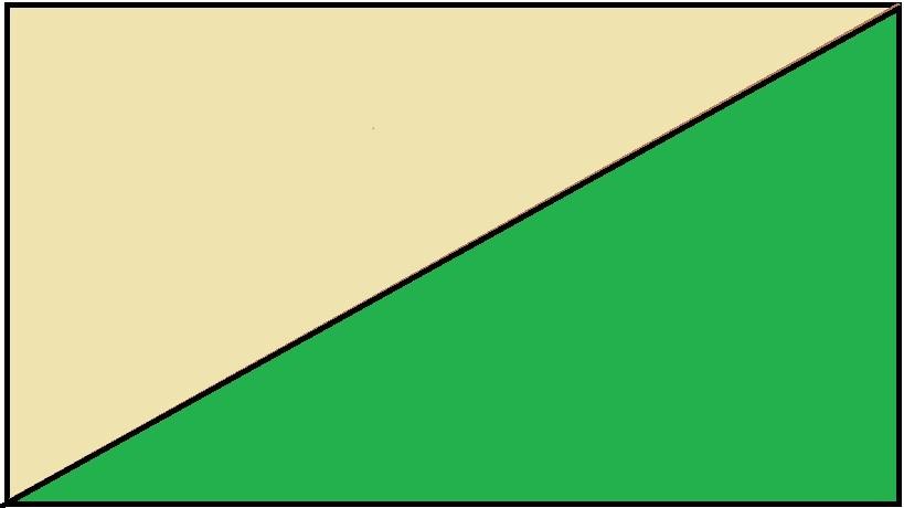 Beżowo-zielony