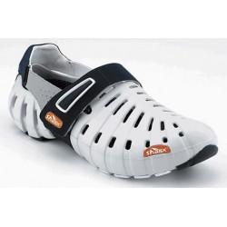 Sandały Sharx granatowo-szare