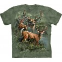 Koszulka T-shirt Deer Collage
