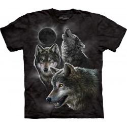 Koszulka T-shirt Eclipse Wolves