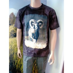 Koszulka T-shirt  z nadrukiem Taurus - Mufflon