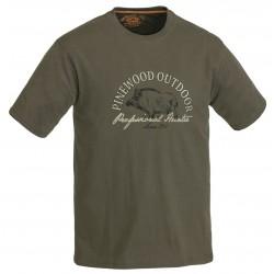 T-shirt dziecięcy Pinewood - Wildboar