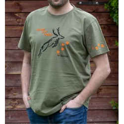 Koszulka Taurus - Jeleń My Passion