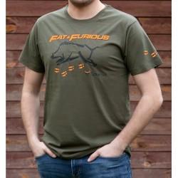 Koszulka Taurus - Dzik Fat&Furious