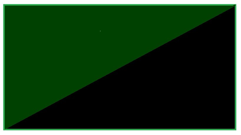 Zielono-czarny