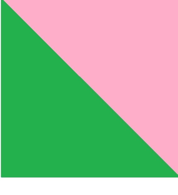 Zielono-różowy