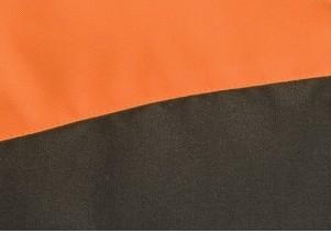 Suede Brown - Orange