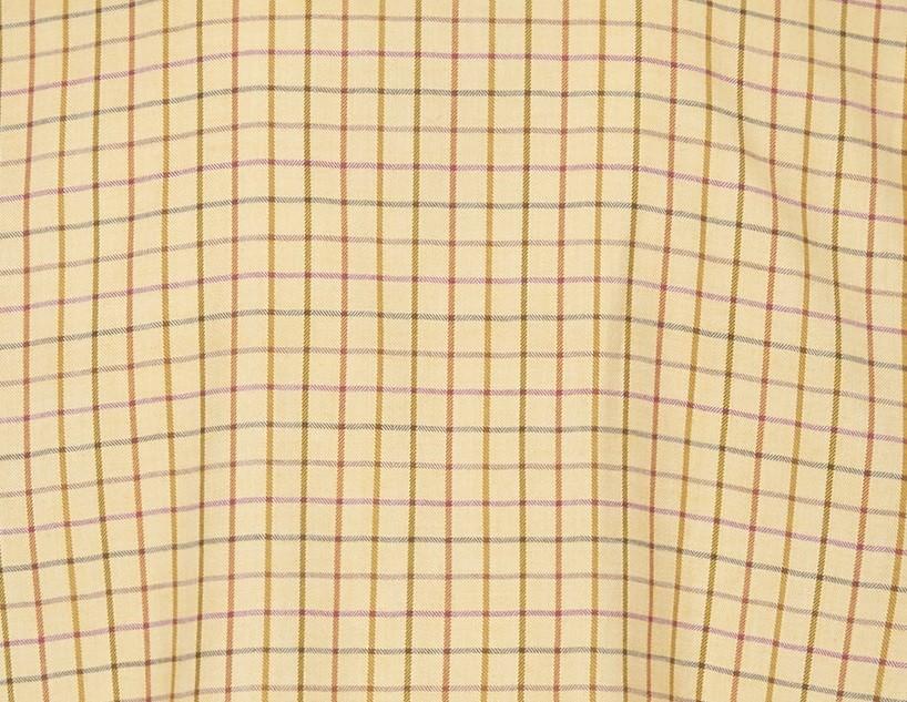 BROWN CHECK (1015) shirt