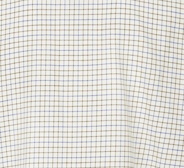GREEN CHECK (1014) shirt