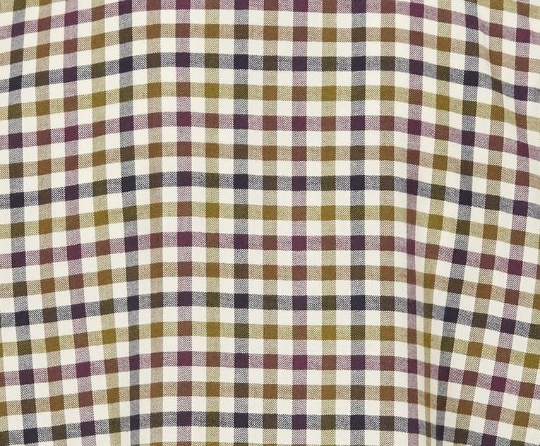 BURGUNDY CHECK (1021) shirt