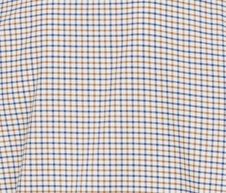 BLUE MARINE CHECK (1027)- 5014